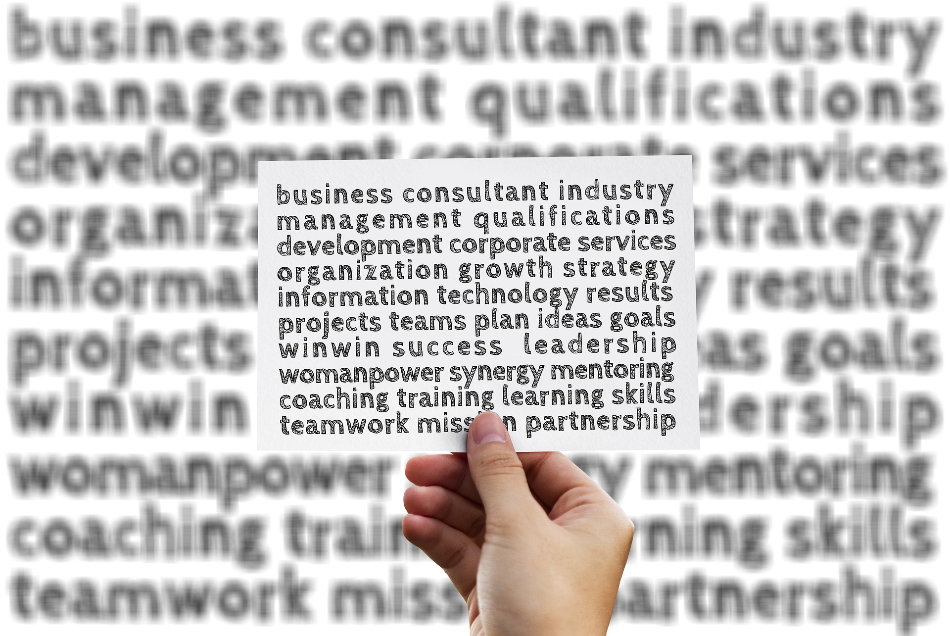 Business consulting & coaching